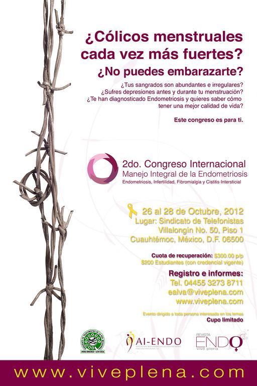Congreso Endometriosis